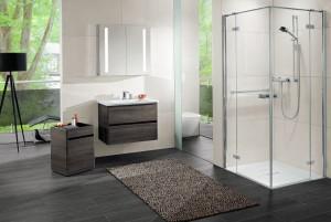 Kompromisslos komfortabel verwandelt die Kollektion das Bad zur Wellnessoase. © Villeroy & Boch