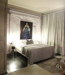: Style trifft City: Die Stadt war eine Inspirationsquelle für Lackner und die Gestaltung der Zimmer. © Inge Prader