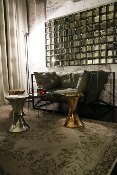 Beeindruckend: Mit Liebe bis ins Detail laden die Zimmer von Andi Lackner im Altstadt Vienna ein. © Inge Prader