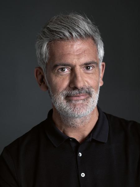 """Star-Designer Alfredo Häberli ist """"Special Guest"""" der DOMOTEX 2017. © Jonas Kuhn"""