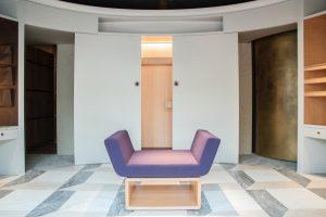 """Eichinger Offices gestaltete für die Edition Seliger von Seliger ein modernes """"Boudoir"""". © evakees"""