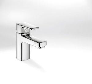 Ausgezeichnet: Der KLUDI Q-BEO Waschtisch-Einhandmischer. © KLUDI