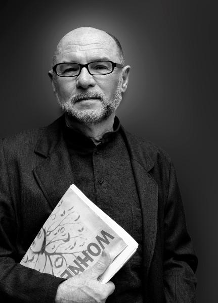 Peter Maly wird 80. Wohnen ist und bleibt das zentrale Thema des Designers und Innenarchitekten. © Jürgen Metzendorf