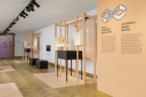Die Ausstellung, die schon in Brüssel gezeigt wurde, beleuchtet das Thema 3D-Druck in vielen Facetten. © Wim Gombeer