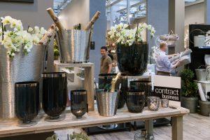 Ausgezeichnet: Die Objektgeschäft-Anbieter sind dank Contract Business-Label klar erkennbar. © Messe Frankfurt Exhibition GmbH / Jean-Luc Valentin