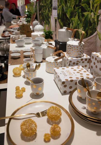 Mix: Die Tendence lockt mit einem vielfältigen Spektrum für die Einrichtung von Hotellerie und Gastronomie unter einem Dach. © Messe Frankfurt Exhibition GmbH / Jean-Luc Valentin