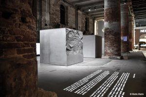 Einfach beeindruckend – die Betonkuben und die Präsentation. © Marte.Marte