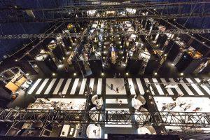 Die ARCHITECT@WORK in der Wiener Stadthalle ist der Hotspot für Architekten, Innenarchitekten, Ingenieurbüros und Planer. © ARCHITECT@WORK