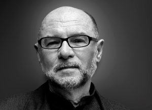 Der Gestalter Peter Maly feierte dieser Tage seinen runden Geburtstag. © COR