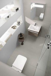 """""""Venticello"""" – hinter dem Namen verbirgt eine Badkollektion mit Design, Funktion und Leichtigkeit. © Villeroy & Boch"""