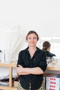 Inga Sempé ist blickfang Kuratorin des Jahres. © blickfang GmbH/Claire Lavabre