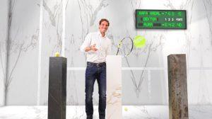 Rafael Nadal ist das Gesicht von Dekton® von Cosentino. © Cosentino Group