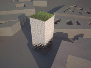 Das Konzept von Nikola Znaor ist variabel bei unterschiedlichsten Gebäuden einsetzbar. © Dyson