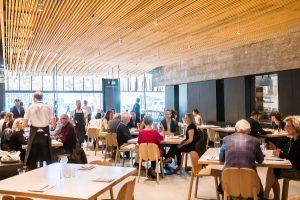 """Rosenthal stattet das Restaurant """"In Situ"""" in San Francisco aus. © Eric Wolfinger"""