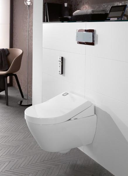 Lässige Innovation, charmante Revolution: Die ViClean Dusch-WCs von Villeroy & Boch. © Villeroy & Boch