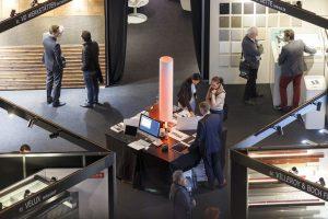 160 Top-Labels zeigten mit gelungenem Präsentationen in besonderem Ambiente auf. © ARCHITECT@WORK