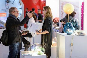 """Mit """"Next"""" zeigen Newcomer frische Kreationen. © Messe Frankfurt Exhibition GmbH / Pietro Sutera"""