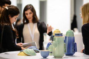 Originelle Produktideen zeigen die jungen Talents. © Messe Frankfurt Exhibition GmbH / Pietro Sutera