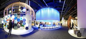Im Theme Park werden die Trends präsentiert. © Messe Frankfurt Exhibition GmbH / Pietro Sutera