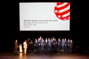 Auch das Red Dot: Design Team of the Year wird wieder gewählt. © Red Dot