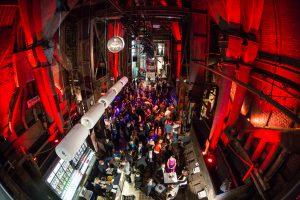 """Bei der """"Designers' Night"""" werden die Sieger gefeiert. © Red Dot"""