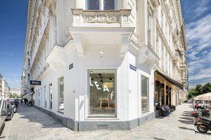 TON hat seinen neuen Showroom in Wien eröffnet. © TON