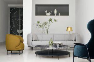Die stilvoll-zeitgemäßen Designmöbel begeistern. © Wittmann/Österr. Möbelindustrie/FlorenceStoiber