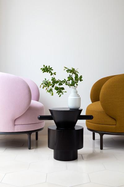 Charme, Chic und Design verbinden sich in den außergewöhnlichen Kreationen. © Wittmann/Österr. Möbelindustrie/FlorenceStoiber