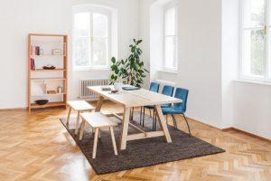 Vorhang auf für neues Design: Premiere feierte u.a. IKI LIVING mit spannenden Kreationen. © blickfang