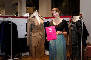 """Diana Jankiewicz gewann den blickfang Designpreis """"Mode & Schmuck"""". © blickfang"""