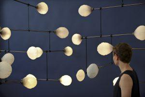 """""""LeveL: the fragile balance of utopia"""", der Österreich-Beitrag auf der diesjährigen London Designbiennale London. © mischer'traxler"""