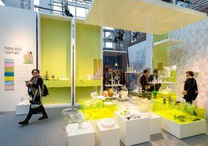 Die vier Themenwelten werden erneut vom Stilbüro bora.herke.palmisano eindrucksvoll in Szene gesetzt. © Messe Frankfurt Exhibition GmbH / Pietro Sutera