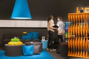 In allen Bereichen und Hallen warten Neuheiten auf Schritt und Tritt. Messe Frankfurt Exhibition GmbH / Jean-Luc Valentin