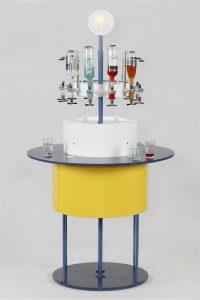 Für die coolen Entwürfe wählte das spanische Design-Studio Silestone® und Dekton®. © Cosentino Group