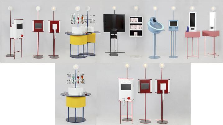 Cosentino/Bollería Industrial Design-Projekt. © Cosentino Group