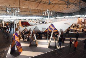 Auf gleich drei speziellen Flächen werden die starken Innovationen in Szene gesetzt. © Deutsche Messe