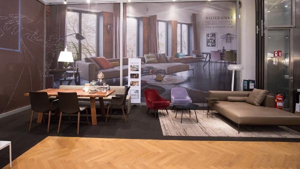 """Grünbeck Einrichtungen zeigte auf der """"Design 2016"""" auf. © Moni Fellner"""