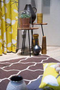 Vielfalt für das textile Interieur wartet in 20 Hallen. © Messe Frankfurt Exhibition GmbH / Jochen Günther