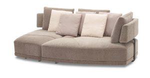 Das hybride Sofa, designt von Hugo de Ruiter, begeisterte mehrfach internationale Fachjurys. © JORI