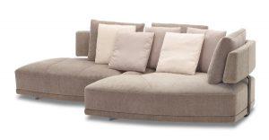 Neben dem Sofa-Modell gewann das belgische Label auch mit seinem Produkt-Konfigurator. © JORI