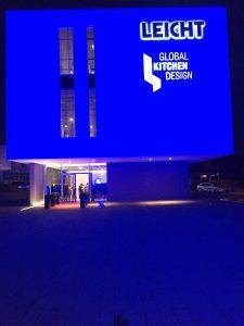 Im Rampenlicht: Global Kitchen Design von LEICHT war und ist ein voller Erfolg. © LEICHT