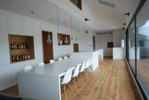 """Winner: Ytter Design, Christiane Montenach, für eine """"elegante und kommunikative Küchenlösung auf engstem Raum"""". © Ytter Design"""