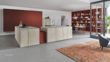 LEICHT bietet ausgewählte Farben aus Les Couleurs® Le Corbusier. © LEICHT