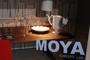 MOYA hat sein Concept Lab №1. in Wien eröffnet. © MOYA