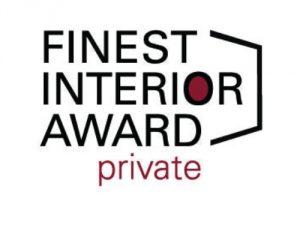 Die Gewinner des FINEST INTERIOR AWARD:private 2016 wurden soeben ausgezeichnet. © FINEST SPIRIT UG/FINEST INTERIOR AWARD