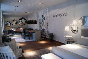 Der GERVASONI Showroom bei Casa del Design in Wien ist eröffnet. © Casa del Design