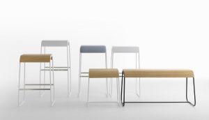 Die klare Designsprache à la guggenbichlerdesign… spricht u.a. die Lineo-Kollektion für Crassevig. © Crassevig