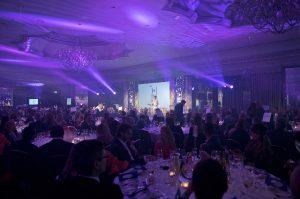 Bei der gediegenen Preisverleihung im ehrwürdigen Dorchester Hotel in London wurden die Winner geadelt. © SBID
