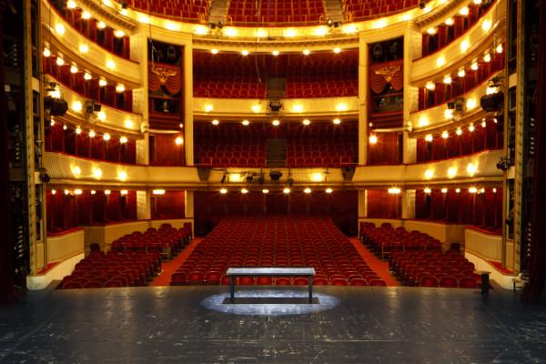 """Vorhang auf für die """"Bühnenschätze"""". © UNA plant"""
