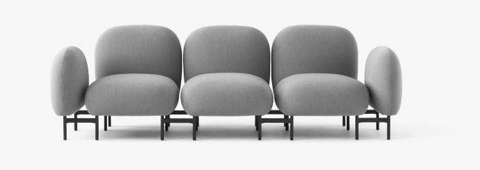 Modulare Sofainselnwohndesigners